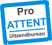 Pro Attent Uitzendbureau Logo